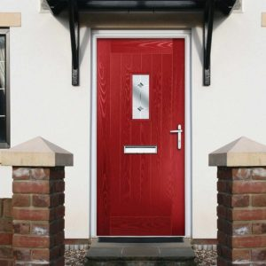 composite doors red bristol