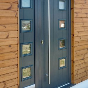 composite door prices bristol