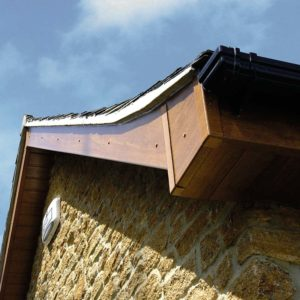 Guttering, fascia and soffit replacement for home