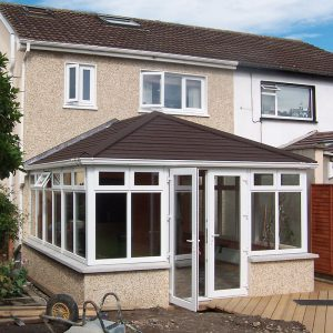 Replacement tiled conservatory roofs Bristol