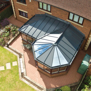 LivinRoof conservatories with solid roofs bristol