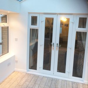 conservatory french doors bristol