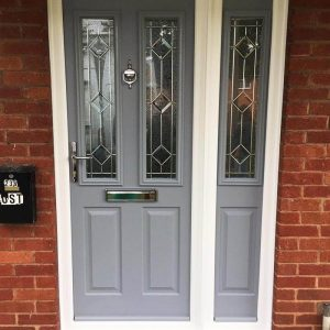 grey composite door bristol