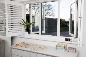 double casement window Bristol