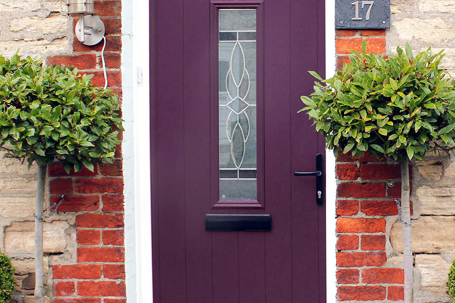 New composite Door Bristol