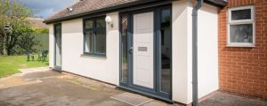 aluminium entrance doors bristol